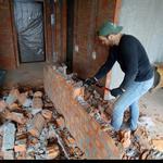 Подготовка помещений к ремонту. Демонтаж