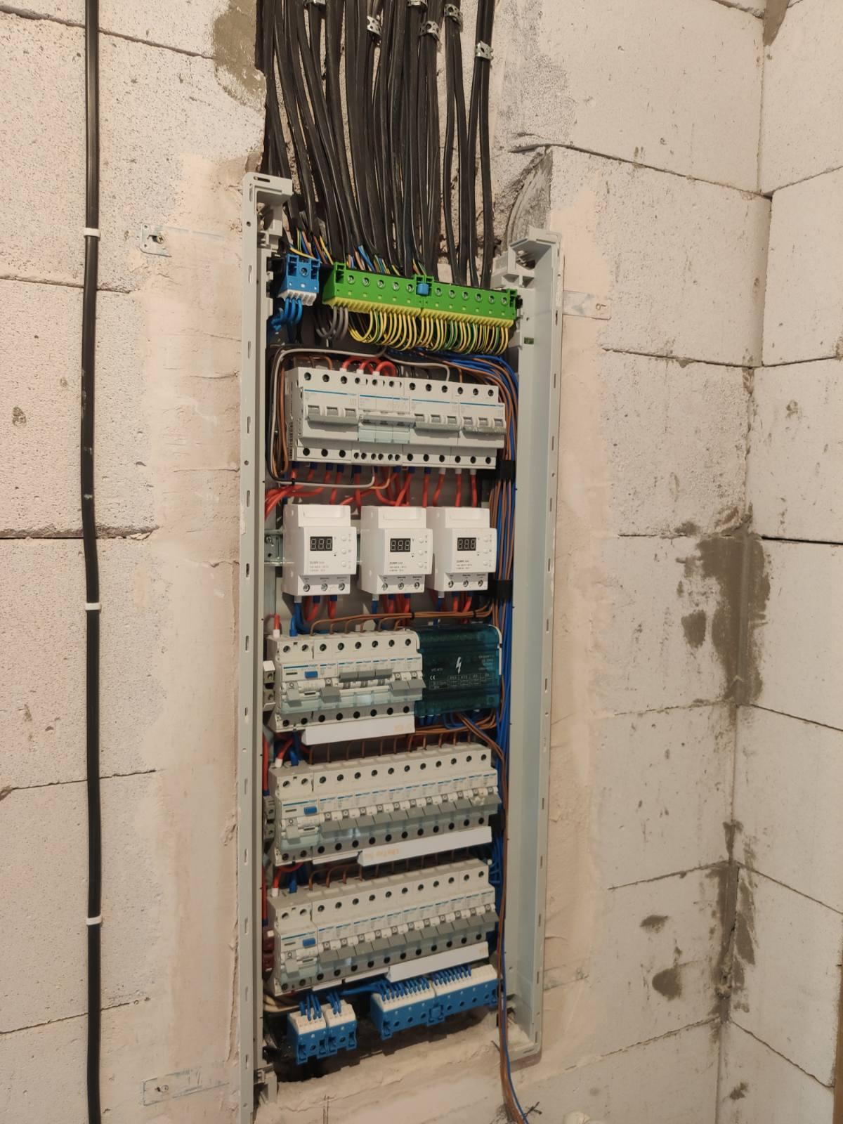 Фото Электрик, электромонтаж, аудит проводки 2