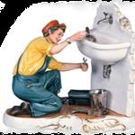 Услуги сантехника! Аварийный вызов! Чистка канализации.