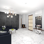 Дизайн проект квартиры/дома под ключ