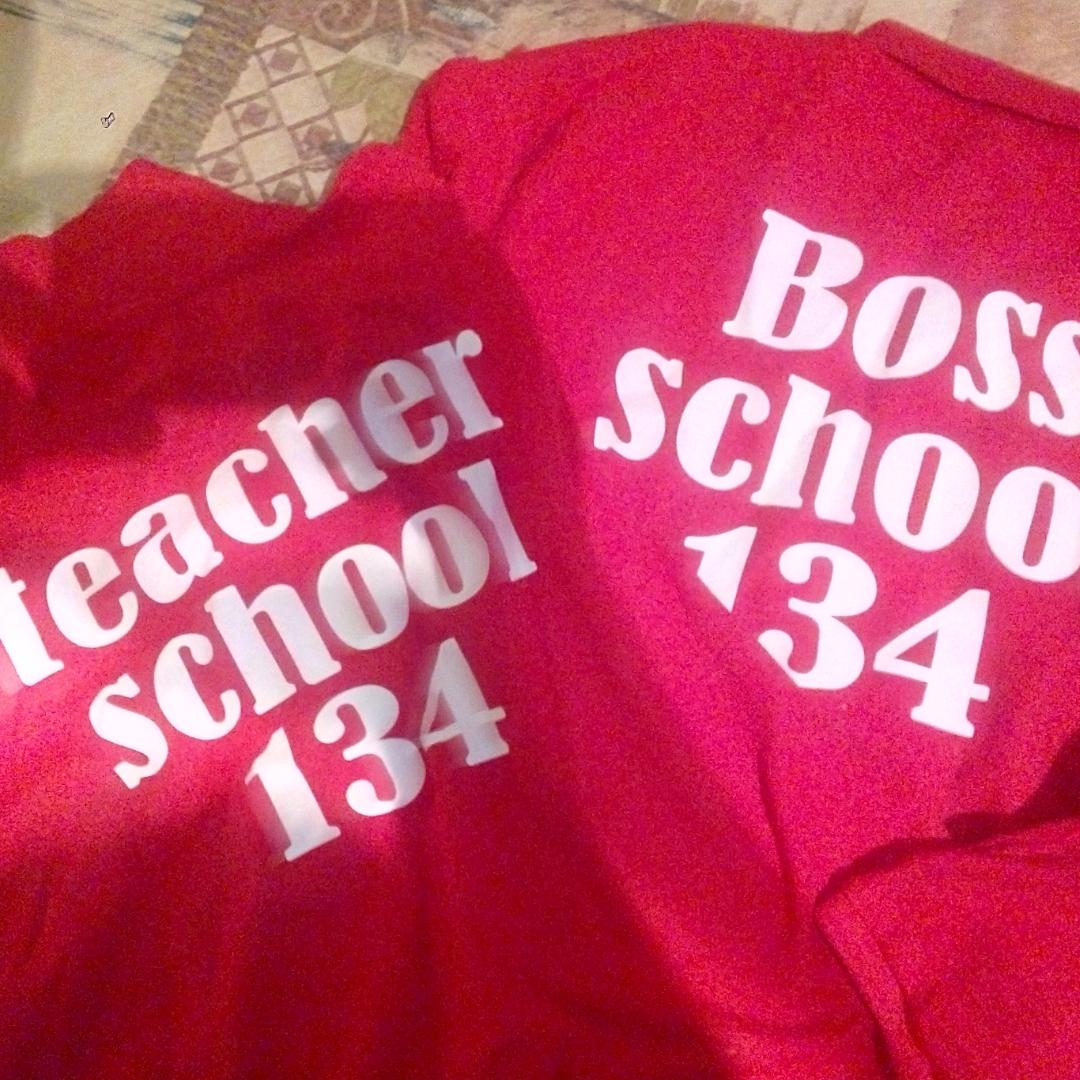Фото Печать на футболках 5