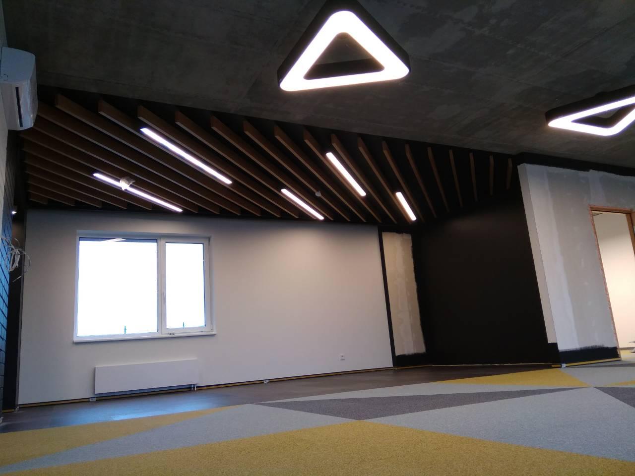 Фото Встановлення розумних світильників на базі керування системио KNX налаштування софту керування