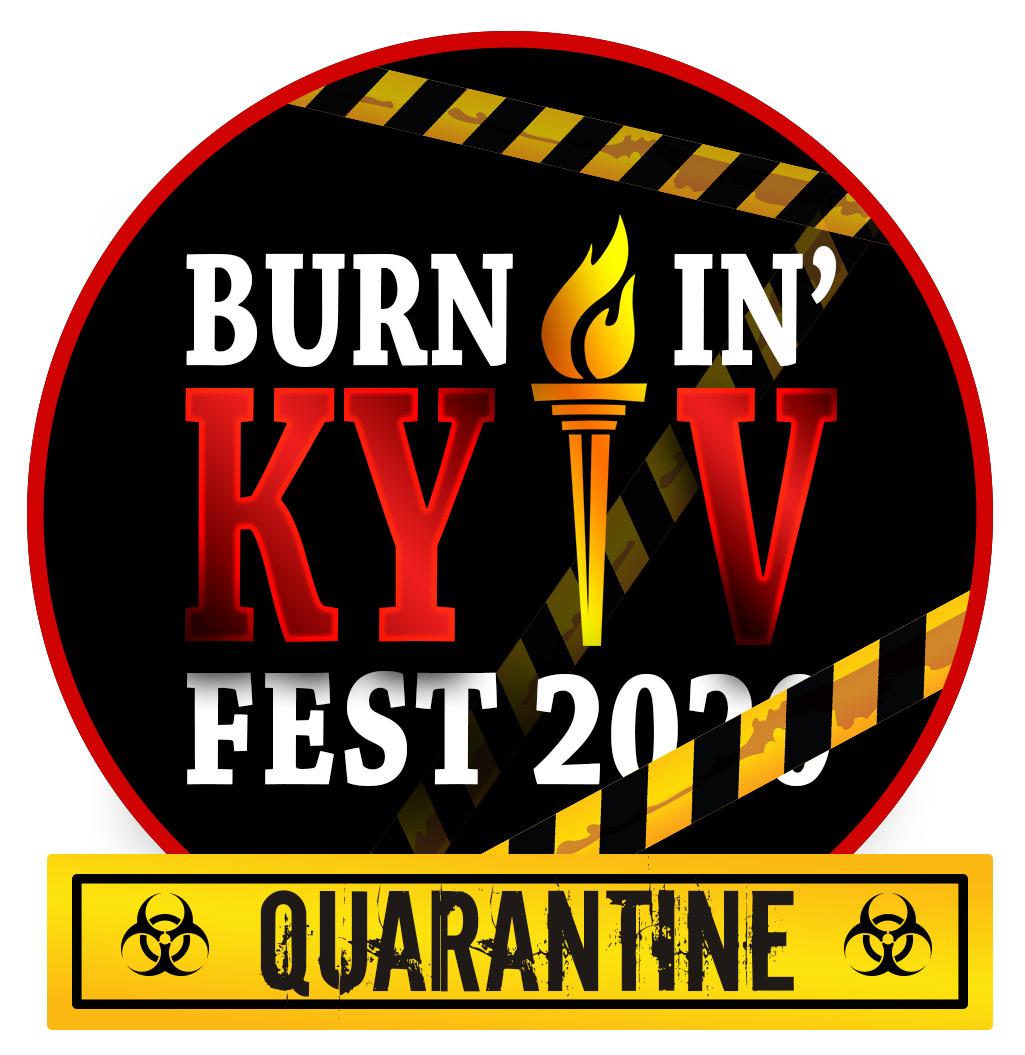 Фото Логотип для огненного фестиваля в Киеве