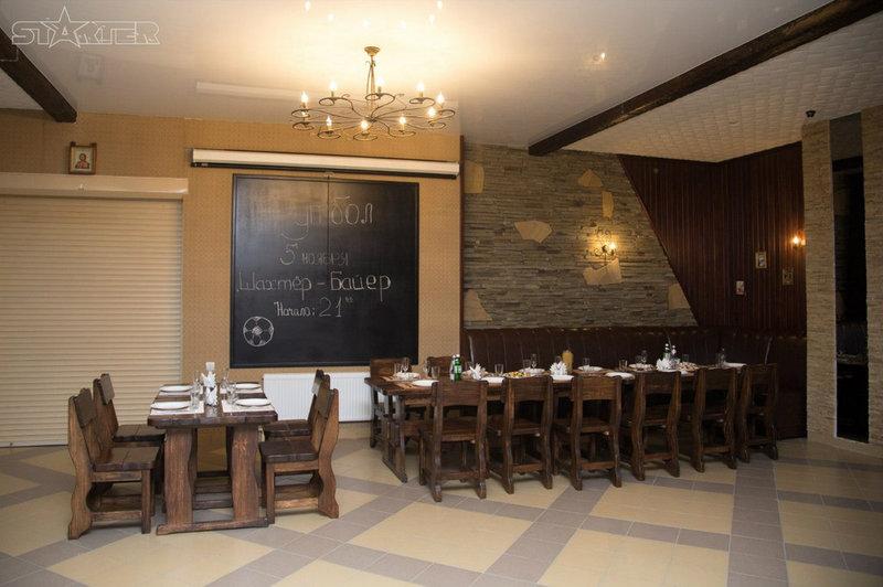 Фото Изготовление деревянной мебели и декора для ресторана