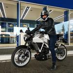 Уроки вождения и управления мотоцикла,скутера