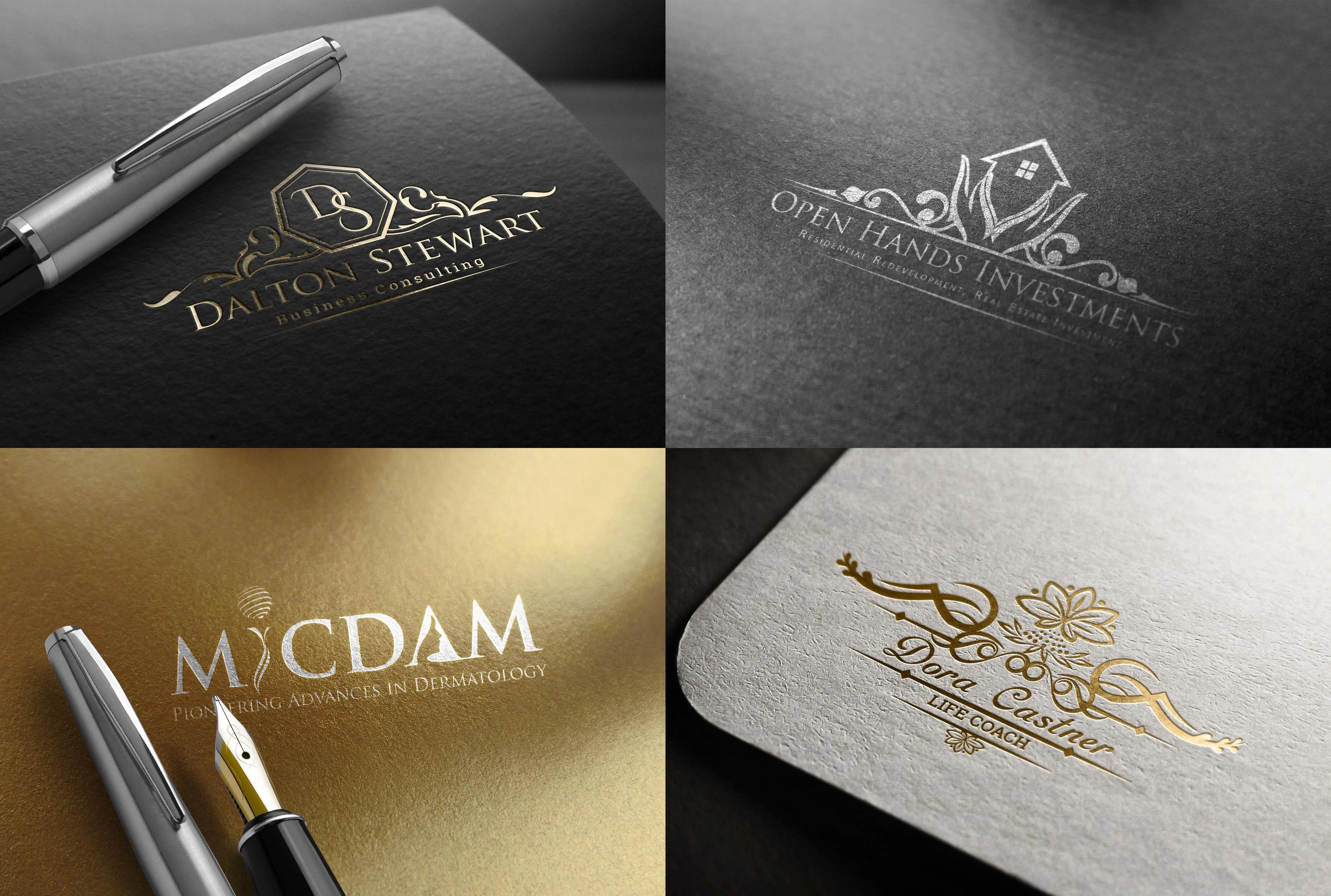 Фото Профессиональная разработка логотипа. Дизайн лого. Создание Logo. 4