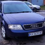Audi A6 C5 седан