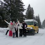 Микроавтобус на 15 мест, Запорожье