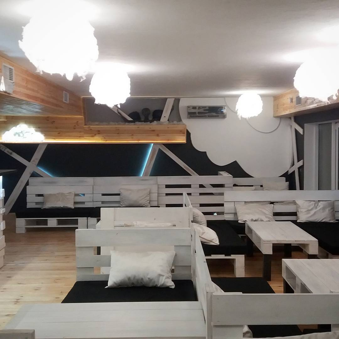 Фото Мебель и декор в стиле LOFT, мебель из паллет 4