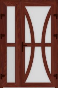 Фото Установка и ремонт металлопластиковых дверей,входных и межкомнатных. 1