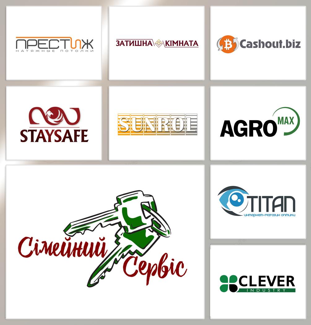 Фото Разработка логотипов :)