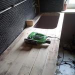 Деревянная столешня на кухню