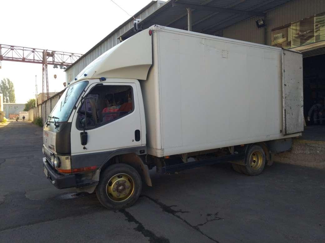 Фото Грузоперевозки , 1,5 - 5 тонн , тент, цельнометал.НЕ ДОРОГО! 3
