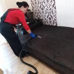 Химчистка мягкой мебели/ковровых покрытий. Компания: Clean.Work