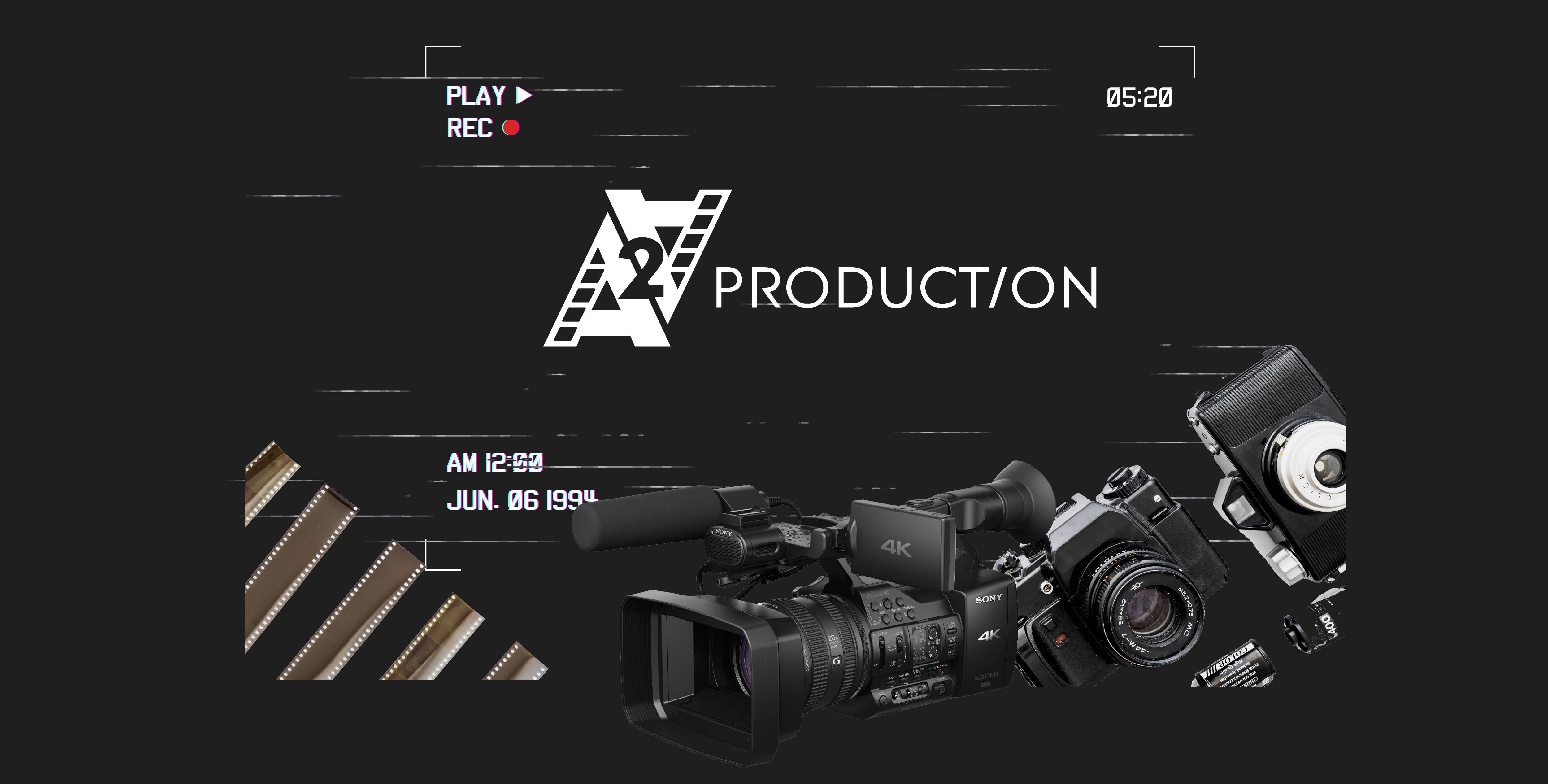 Фото Разработка логотипа для продакшн студии А2 (Киев)