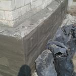 Стяжки,отмостки,фундаменты,площядки,бордюры,опорные стенки.