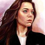 Рисую цифровые портреты,  иллюстрации и разрабатываю персонажей