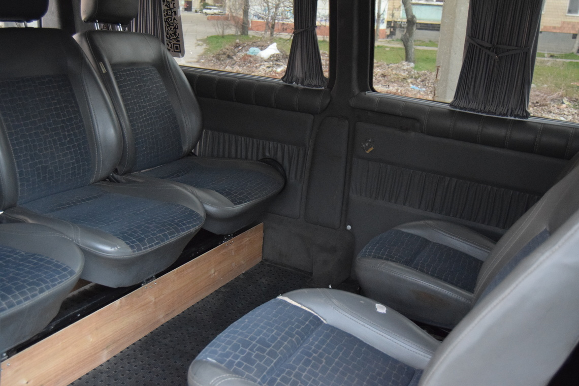 Фото Заказ микроавтобуса Volkswagen Transporter LONG (6, 7, 8 мест) 5