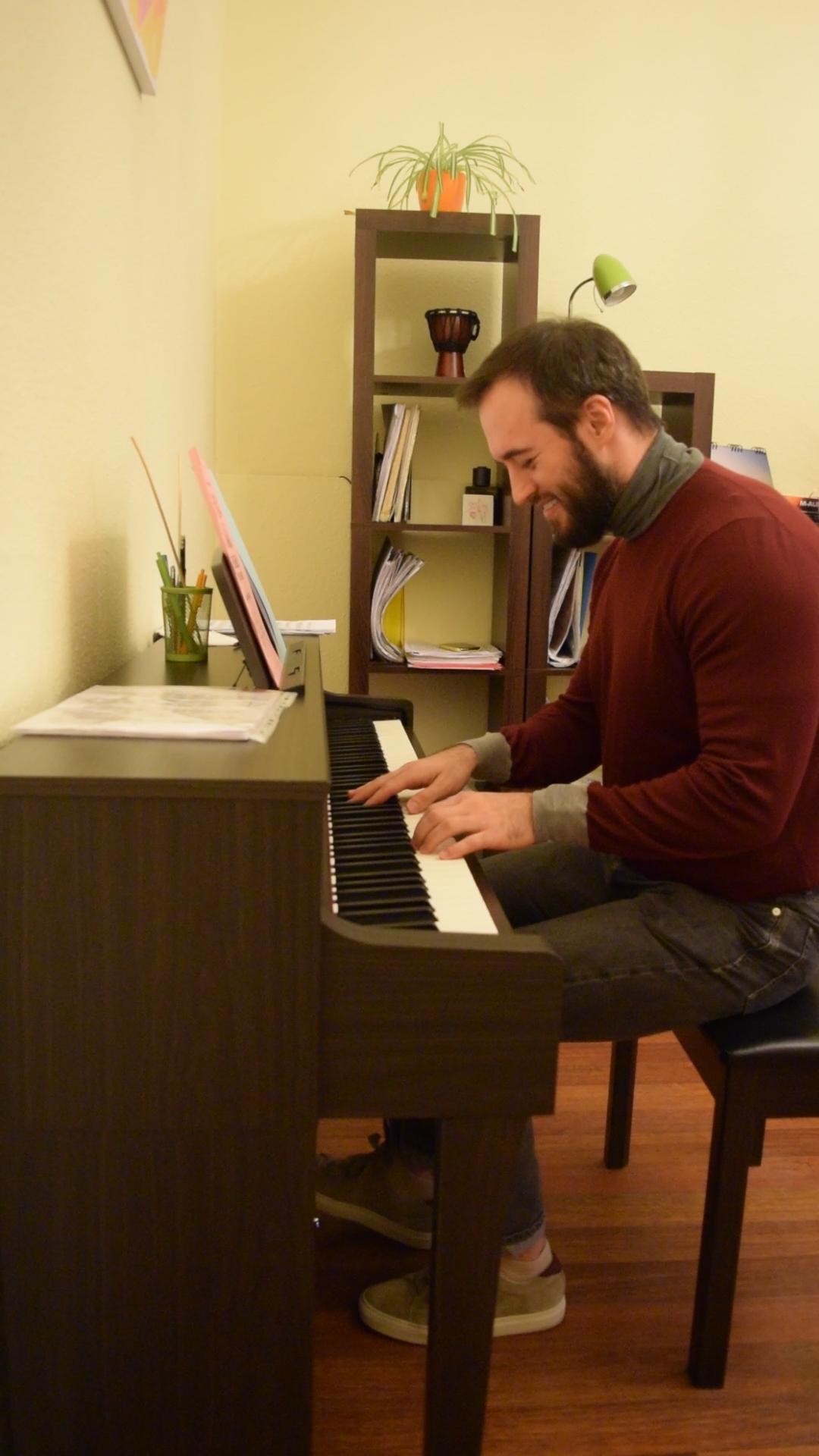 Фото Уроки фортепиано