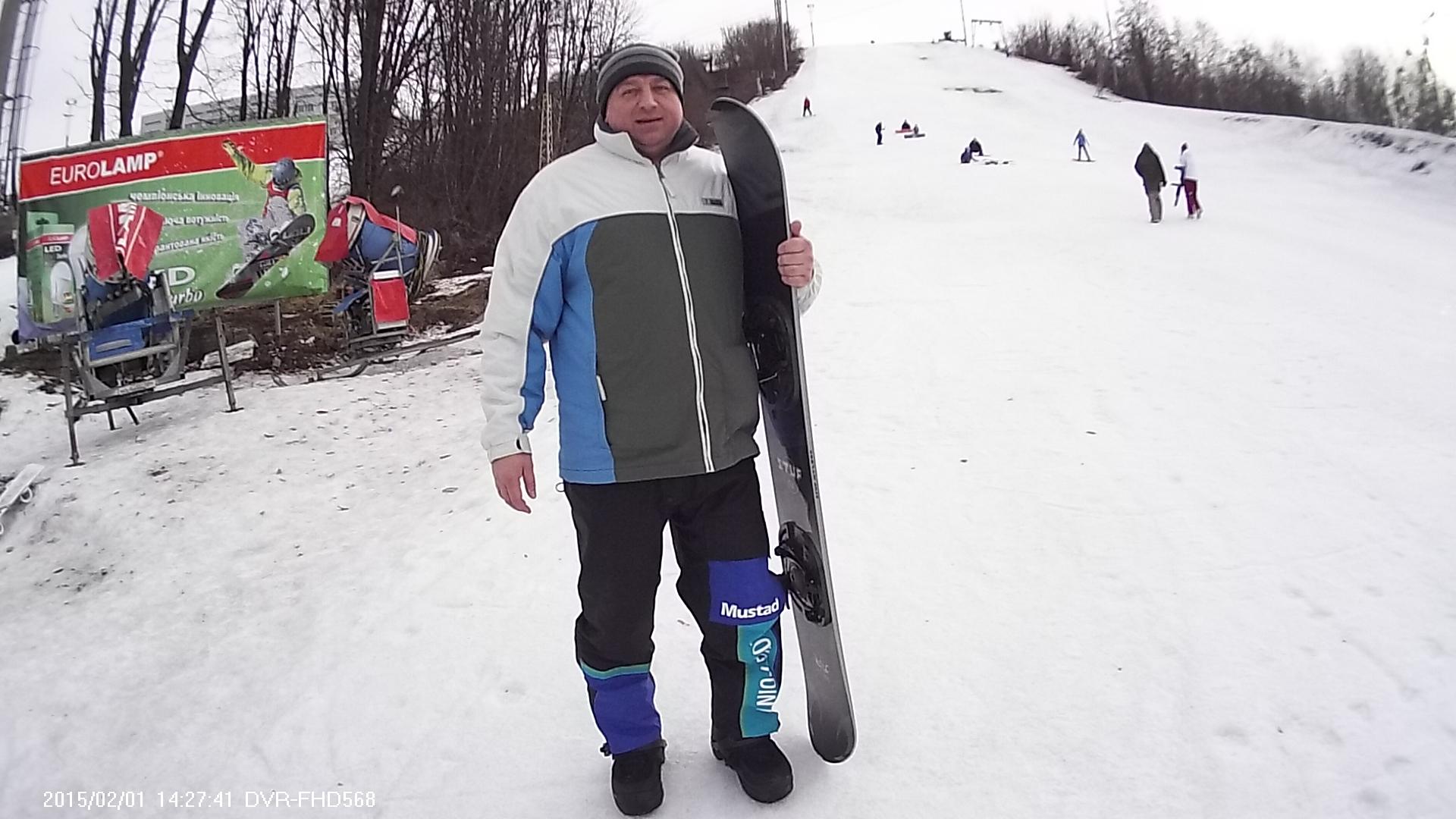 Фото Инструктор на сноуборд Киев 4