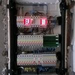 Установка электросчетчика. Электромонтажные работы (электрика)