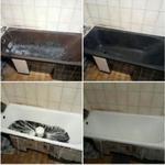 Реставрация ванн. Ремонт ванн