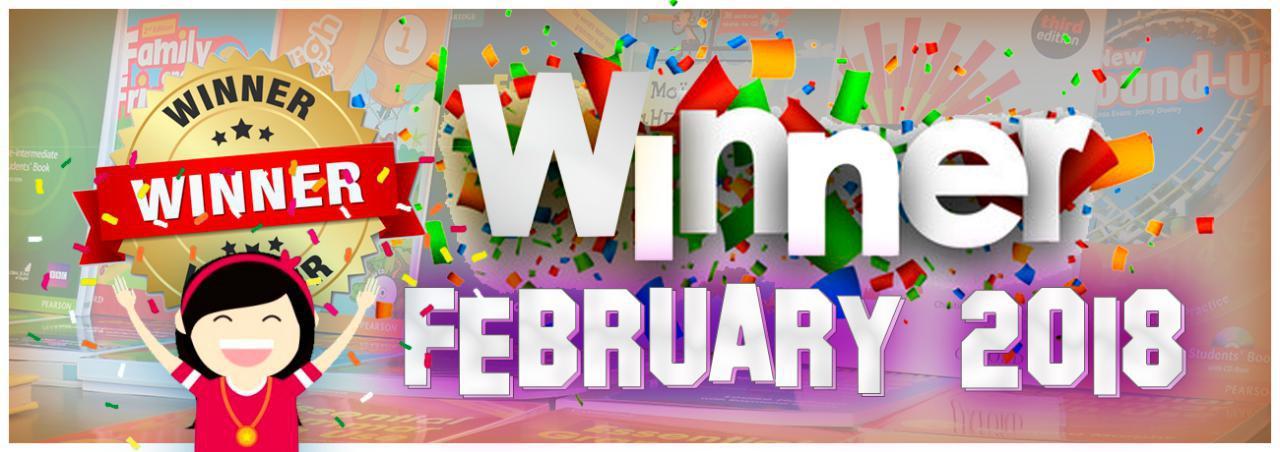 Фото баннер для ежемесячного победителя в лоттерее 30-60 минут