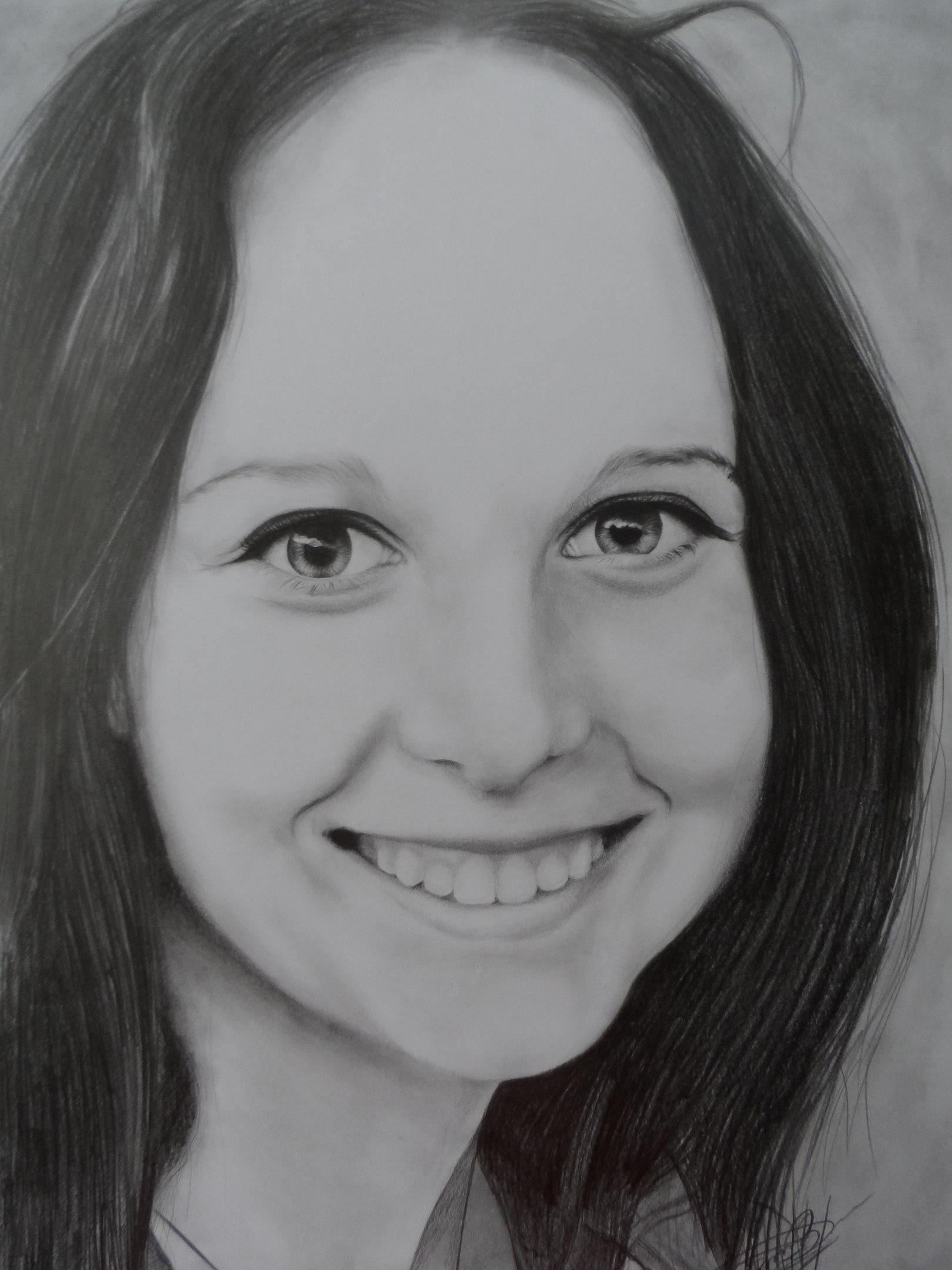 Фото Простий олівець, А3, 10 годин часу