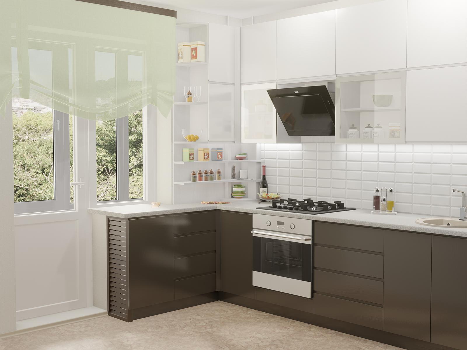 Фото Кухня 3D