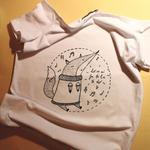 Рисунок на футболку/свитшот