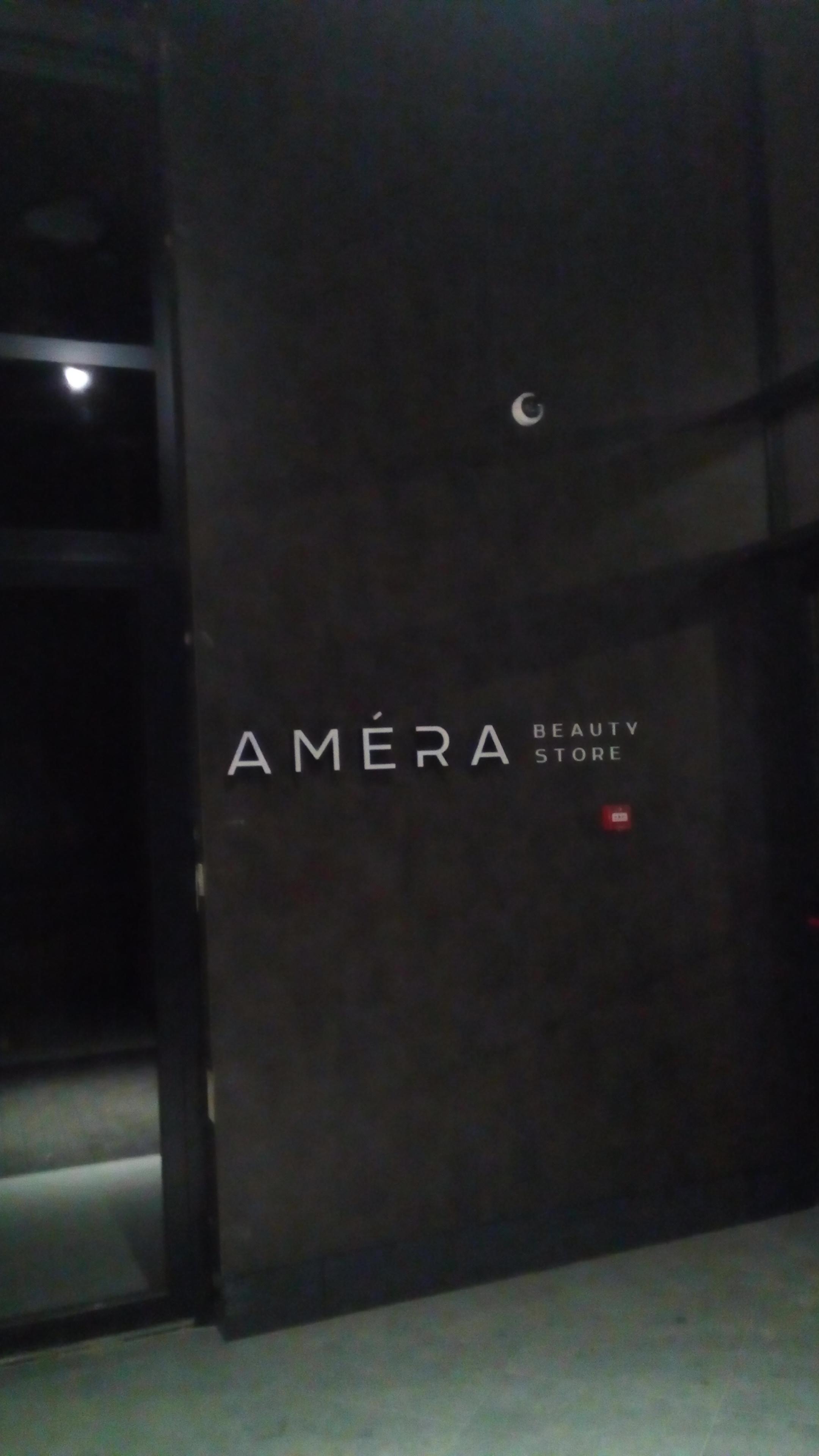 Фото Отделка стен панелями- hpl+ буквы с подсветкой название магазина