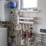 Монтаж систем отопления, водоснабжения.