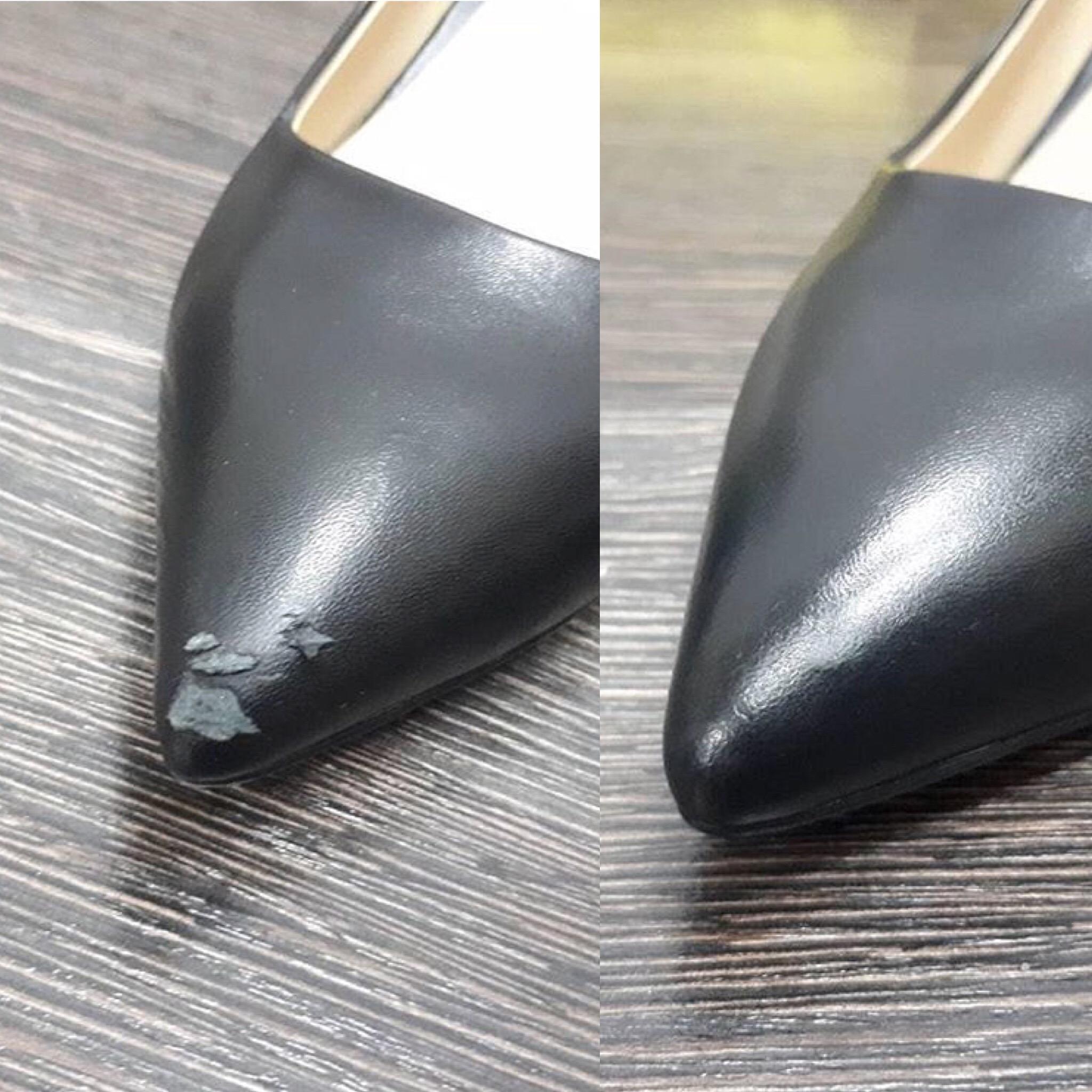 Фото Профессиональный ремонт и реставрация обуви  1