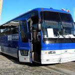 Автобус Hyundai (44 места) в аренду с водителем