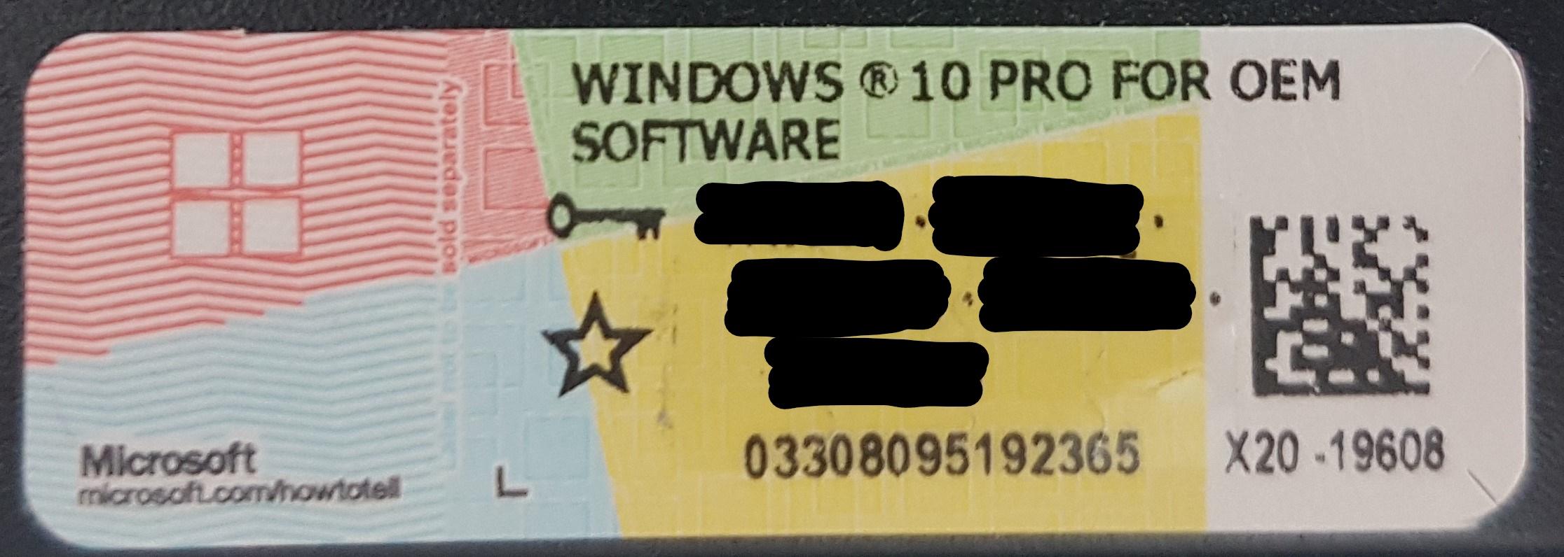 Фото Установка Лицензионной Windows 10 Pro 2