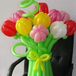 Букеты из шаров\ цветы из шариков