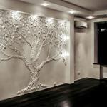 Роспись стен, настенные рельефы