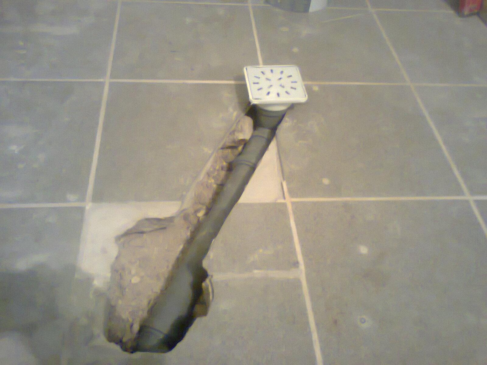 Фото монтаж канализации