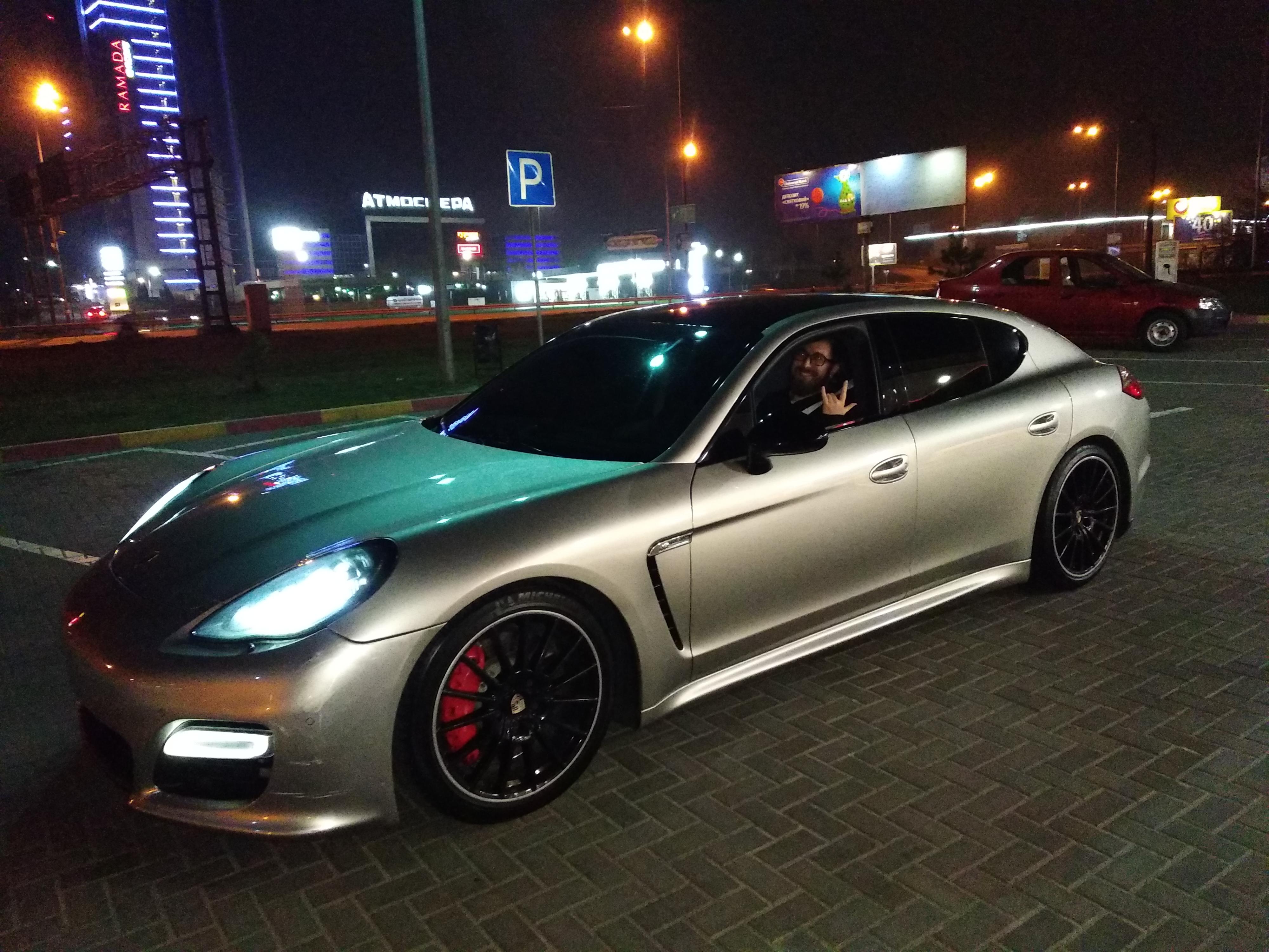 Фото Крутое улучшение,крутому вождению на крутом авто!!!