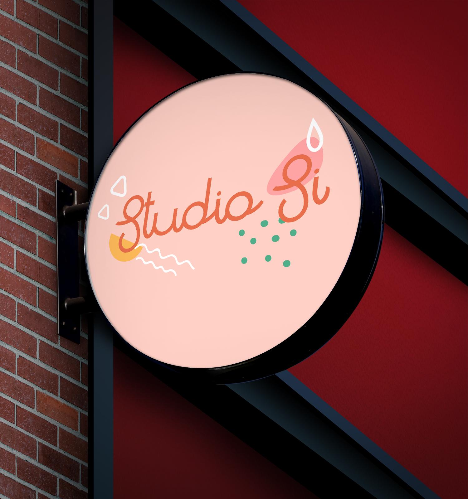 Фото Лого для beauty bar Studio Si (Одесса)
