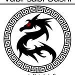 Разработка логотипа и названия для доставки суши