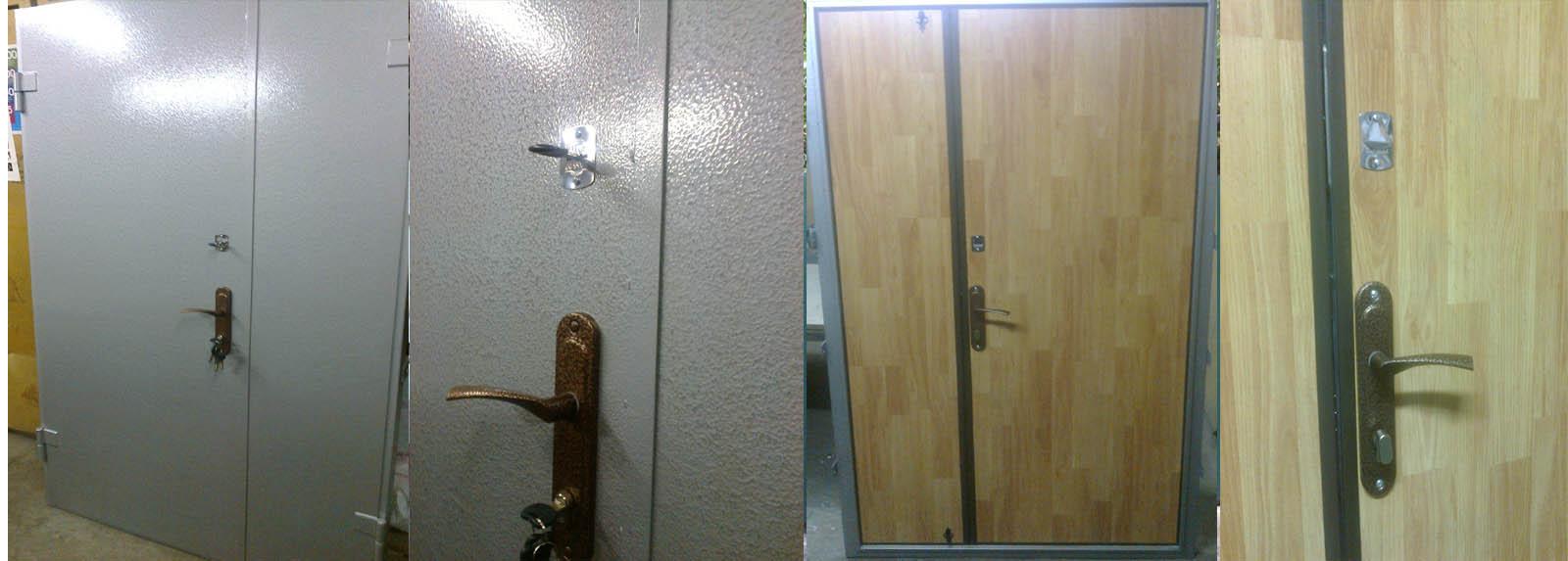 Фото Изготовление и установка входных дверей 3