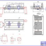 Изготовление чертежей (технических) любой сложности и детализации.