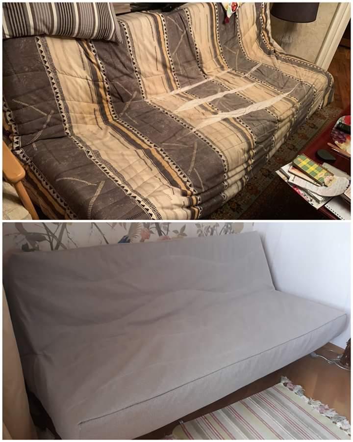 Фото Пошив штор, чехлов и домашнего текстиля  4