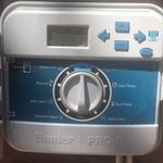 Запуск и установка системы полива