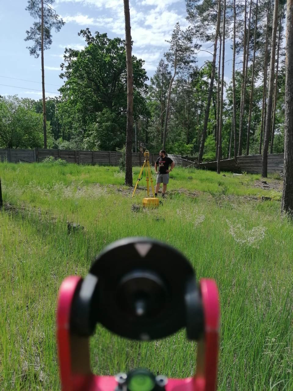 Фото Границы, вынос границ участка, межевание, отбить границы, закрепление границ земельного участка 1