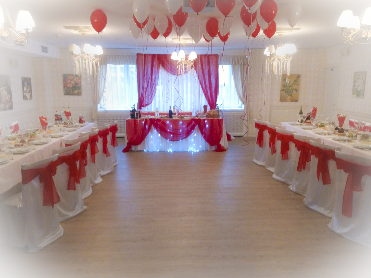 Фото Оформление свадьбы, выездной церемонии, фотосессии 4