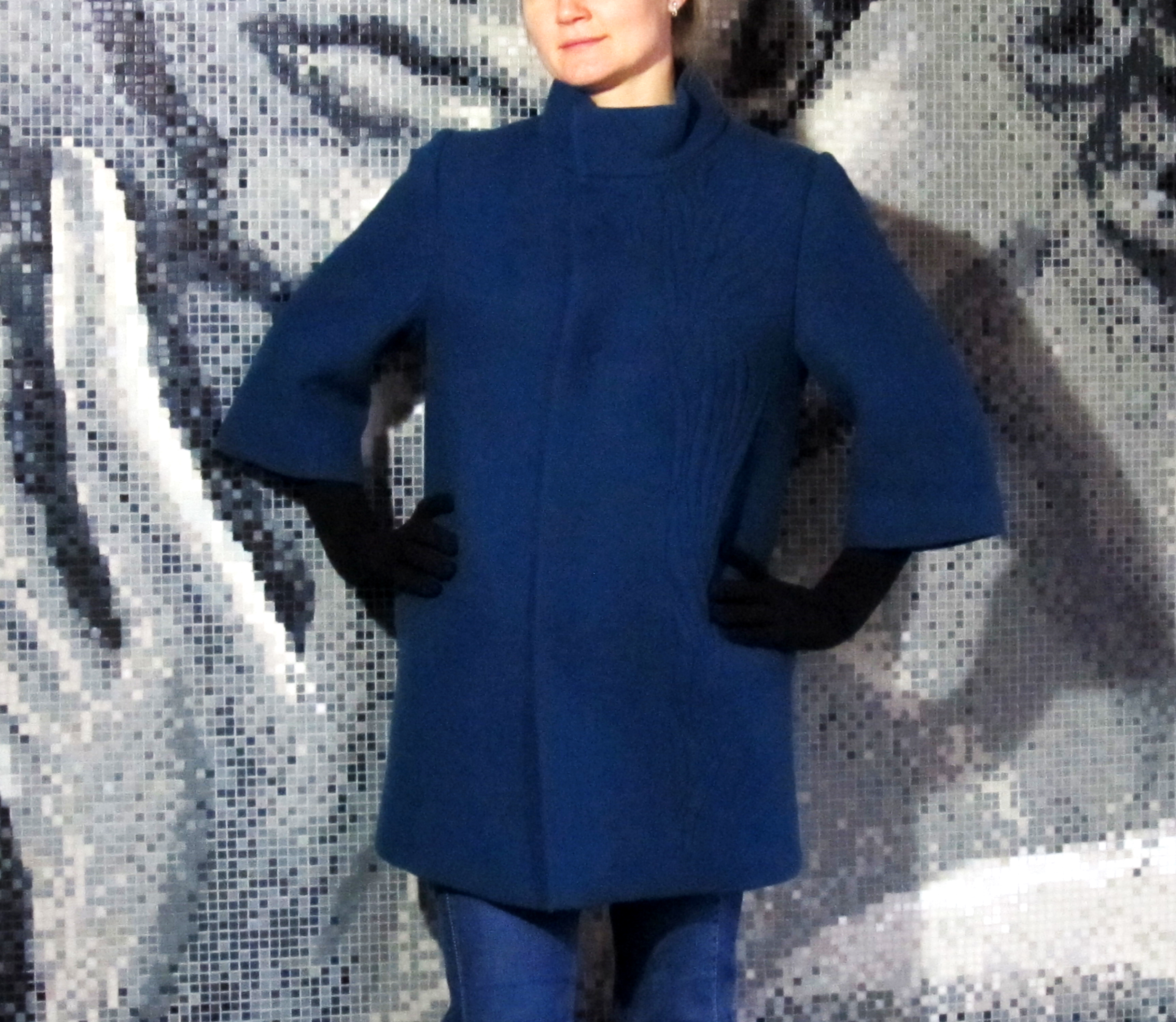 Фото пошив пальто