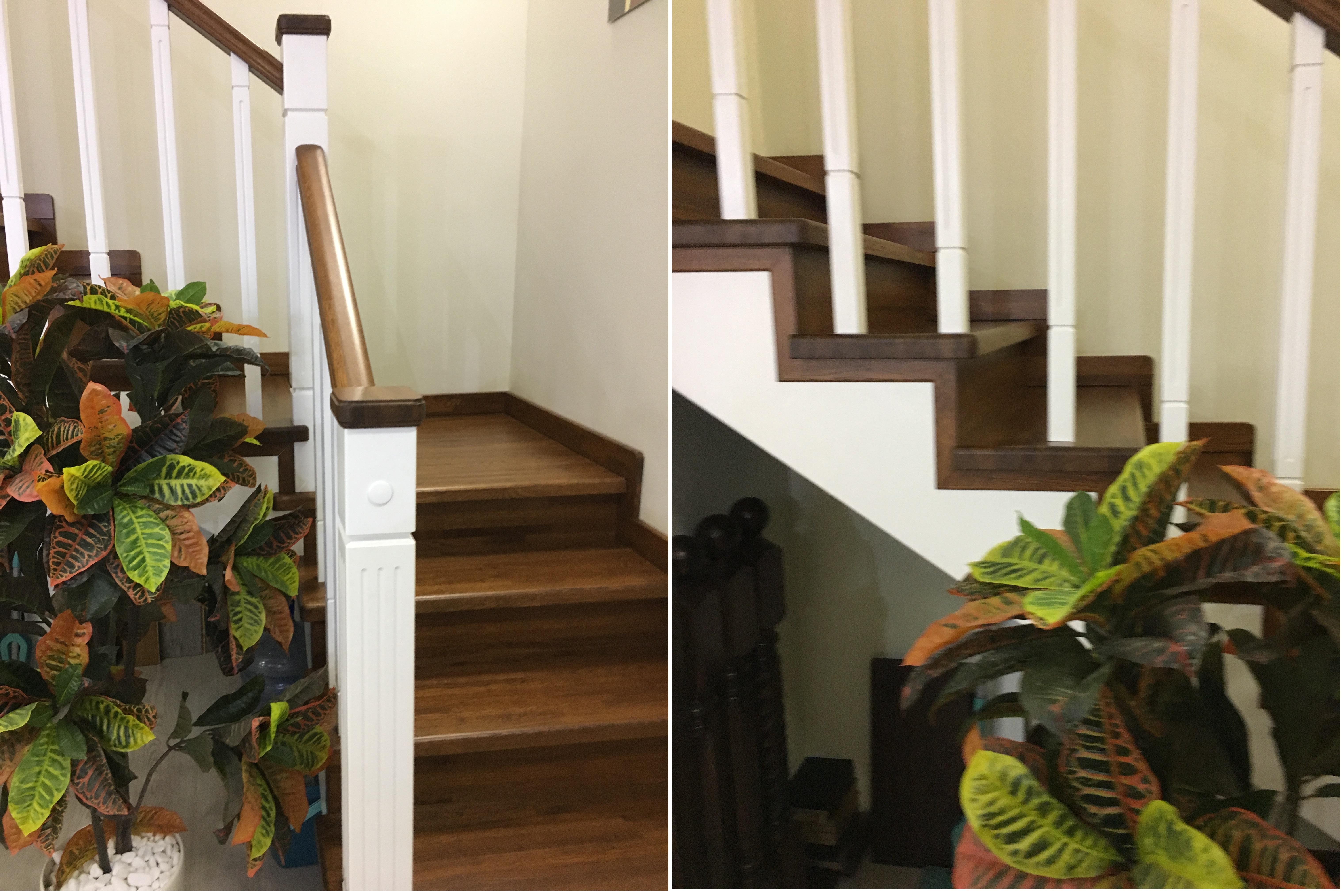 Фото Лестницы из дерева на заказ по индивидуальному проекту, фото работ !!! 5