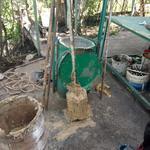 Чистка колодцев и скважин
